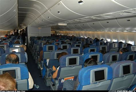 747 400 Interior Pictures by