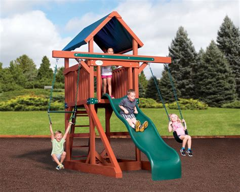 swing sets for small spaces swingsets and playsets nashville tn adventure treehouse