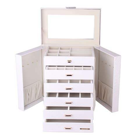 large jewelry boxes armoires extra large jewelry box cabinet armoire bracelet rings