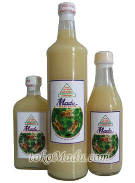 Madu Murni Sumbawa Murnisari Grade A toko madu madu sumbawa putih