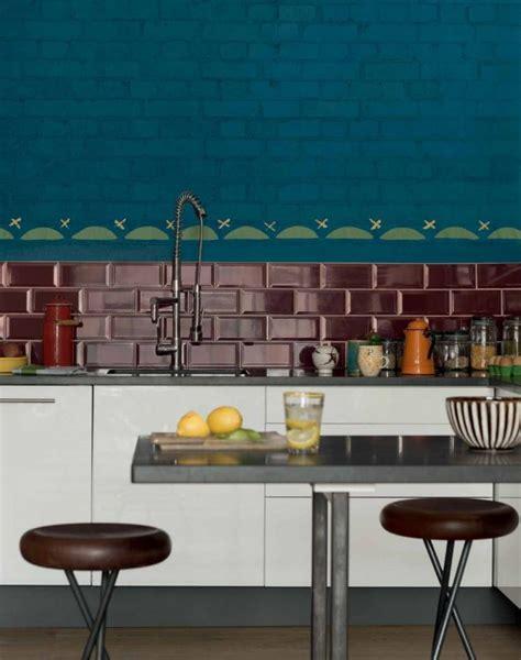 Couleur Mur Pour Cuisine Blanche by Couleur Mur Pour Cuisine Blanche Cgrio
