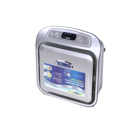 uv light air purifier mfresh yl 113 hepa filter air purifier with uv light in