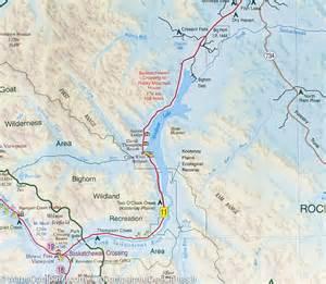 map of rockies canada map of canadian rockies gem trek mapscompany