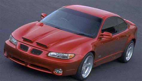 2000 pontiac grand prix history pictures sales value research and news