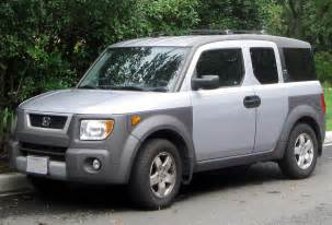 Honda Element Length 2006 Honda Element Pictures Information And Specs