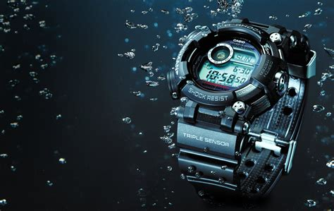 Promo Jam Tangan Pria Casio G Shock Frogman Gwf 1000 Auto Light Active the diver casio g shock frogman gwf d1000 mens swiss classic watches