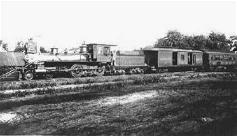 Trains Of Fulton County