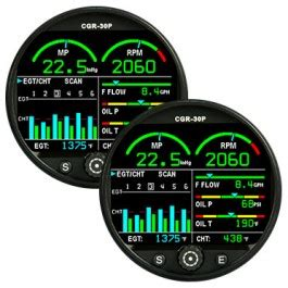 cgr p  cylinder primary engine monitor