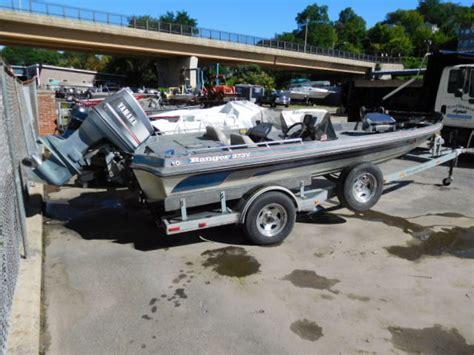 used bass boat motors used ranger 373v dual console bass boat fishing boat 150hp