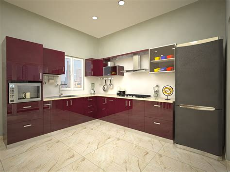 kitchen cabinets designs india in pakistan colors and styles k c r homelane munnar l shaped modular kitchen autentic wenge