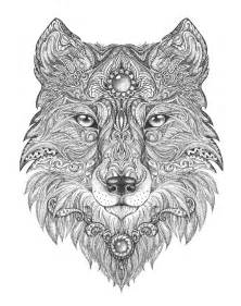 wolf coloring pages for adults 25 best ideas about colouring pages on