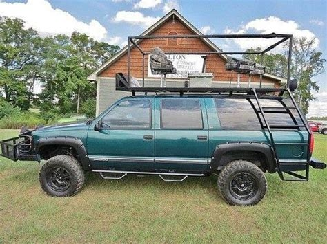 Roof Rack For Suburban by Find Used 1997 Suburban K1500 4x4 Automatic Roof Rack