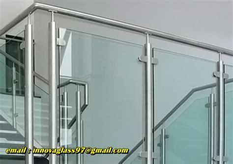 Railing Kaca harga railing kaca stainless pasang pintu kaca tempered