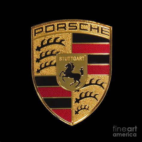 porsche logo black and white porsche logo black www pixshark com images galleries