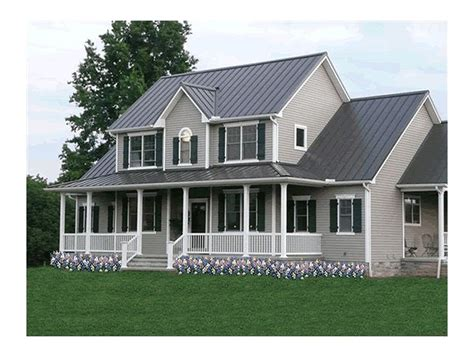 farmhouse plans two story farmhouse plan with wrap around porch 059h 0039 at www
