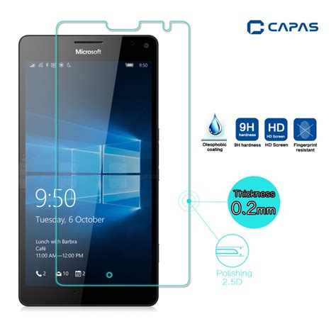 For Nokia Lumia 950 Clear Gratis Tempered Glass Ultra Thin S for microsoft lumia 950xl tempered glass screen protector for lumia 950 xl dual sim phone