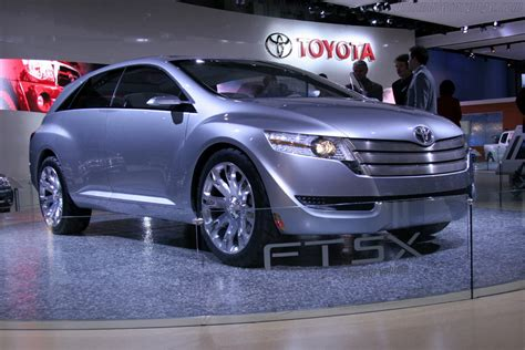 Toyota Ft Sx by 2005 Toyota Ft Sx Concept Images Specifications And