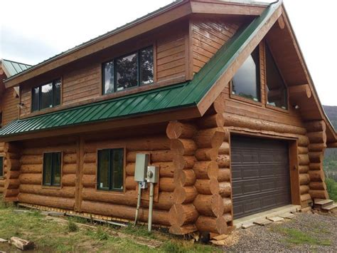 log cabin stain inspirational log home restoration