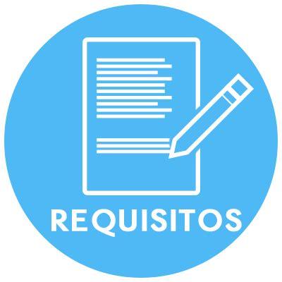 requisitos para jubilarse octubre 2016 requisitos para la prueba final metodolog 237 a de la