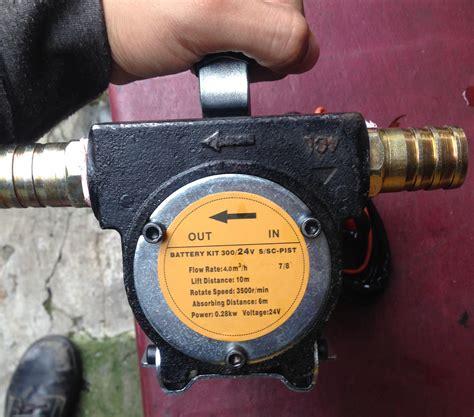Pompa Hidrolik Alat Berat jual pompa solar alat berat electrik accu harga murah jakarta oleh sahabat anugerah tractor