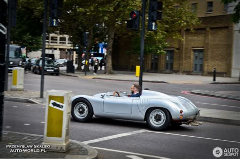 Auto Replica by Porsche 718 Rsk Spyder Replica 26 October 2016 Autogespot
