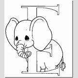 Precious Moments Elephant Coloring Pages | 343 x 391 png 32kB