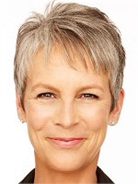 jamie lee curtis hairstyle front and back view pin written jessica conversation ment category general