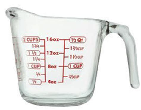 how many ounces in a pint dimensions info