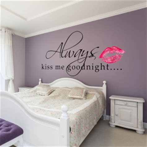 always me goodnight wall stickers always me goodnight wall sticker removable wall