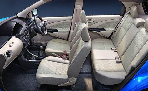 Liva Interior by New Dual Tone Toyota Etios Liva Launched At Rs 6 03 Lakh