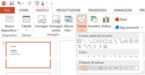 inserire cornice word creare un ipertesto con powerpoint pag 3 editoriale
