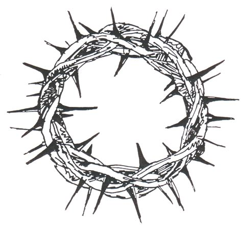 printable crown of thorns deeper roots standing firm in the gospel
