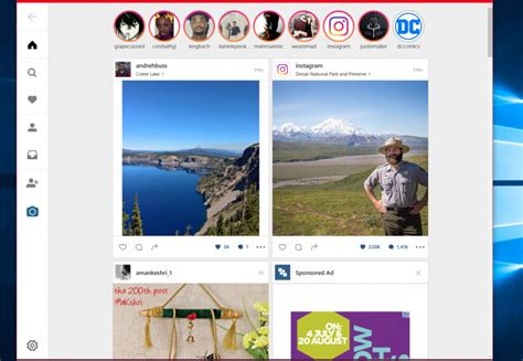 layout from instagram for pc instapic for instagram now allows you to view intagram