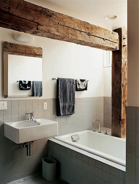 Bad Rustikal by Rustic Bathroom Ideas With Calm Nuance Traba Homes