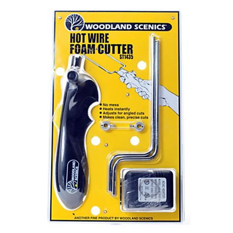 woodland scenics wire foam cutter by office depot