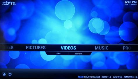 android xbmc xbmc for android on pivos xios ds pieter viljoen s