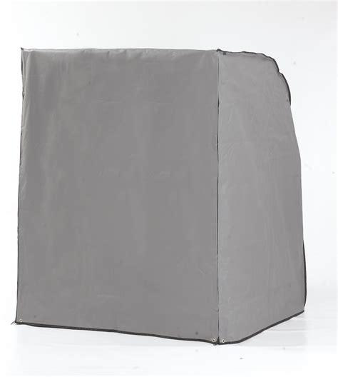 outdoor küche beleuchtung strandkorb schutzh 195 188 lle grau 2 sitzer schwere