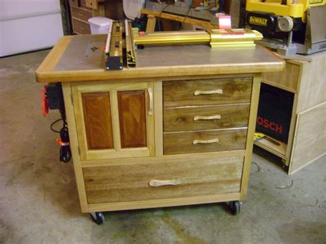 router table with incra fence woodworking