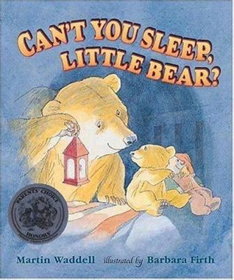 libro cant you sleep little can t you sleep little bear by martin waddell barbara firth reviews description more