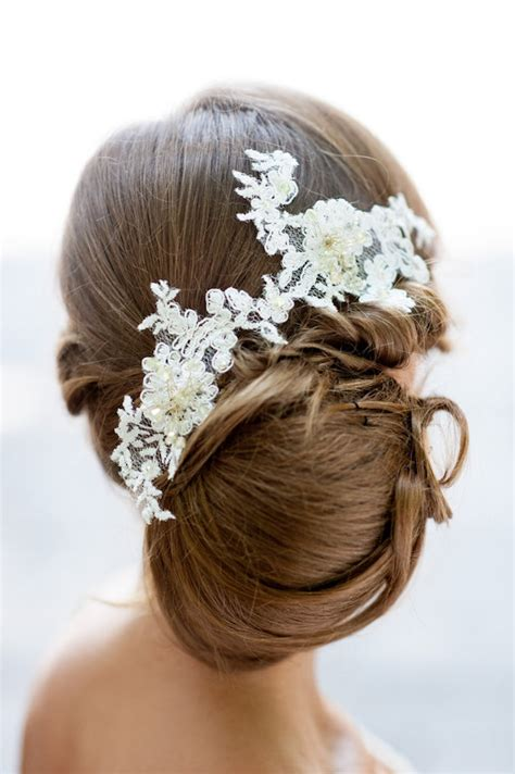 beautiful bridal updos for your summer wedding the magazine