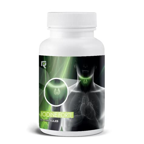 Iodine Detox Weight Gain by Prp Supplements Iodine Forte