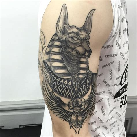 protection tattoos 60 anubis designs an symbol