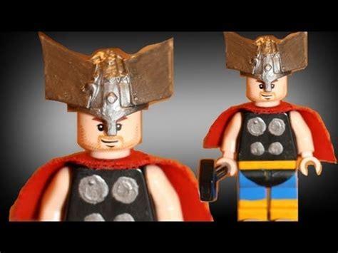 tutorial lego avengers lego thor tutorial the avengers youtube