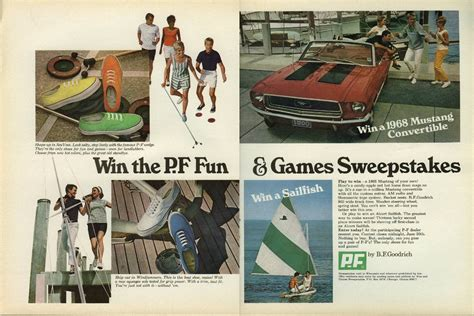 Sweepstakes Ad - command hair dressing 1964 ford mustang sweepstakes ad mustang ads pinterest