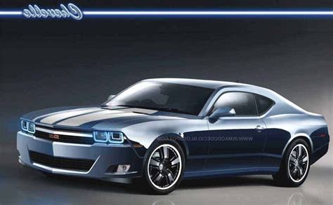 2020 Chevelle Ss by The 2020 Chevy Chevelle Ss Concept Redesign And Review