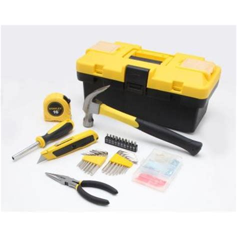 stanley homeowner s tool set 132 stht74990z the