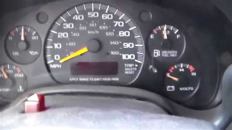how to fix cars 1998 chevrolet 2500 instrument cluster help with speedometer my 1998 chevrolet 1500 express van 5