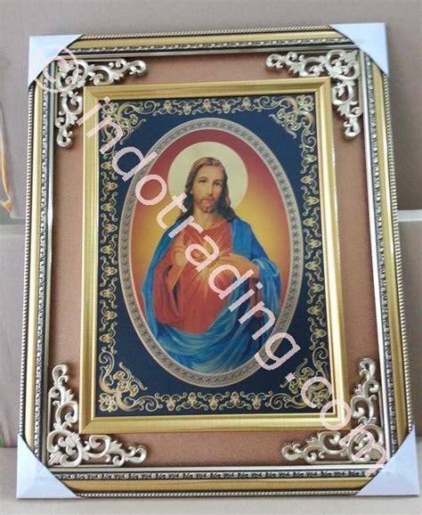 Batik Kudus Mug Souvenir jual frame gbr yesus hati kudus 51x46cm wdfb 01 harga