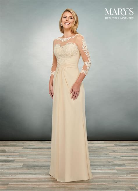 mother   bride dresses style mb  shown