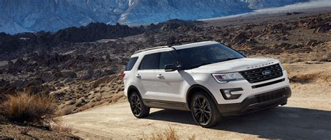 Towing Capacity Ford Explorer by What Is The Towing Capacity On The 2017 Ford Explorer